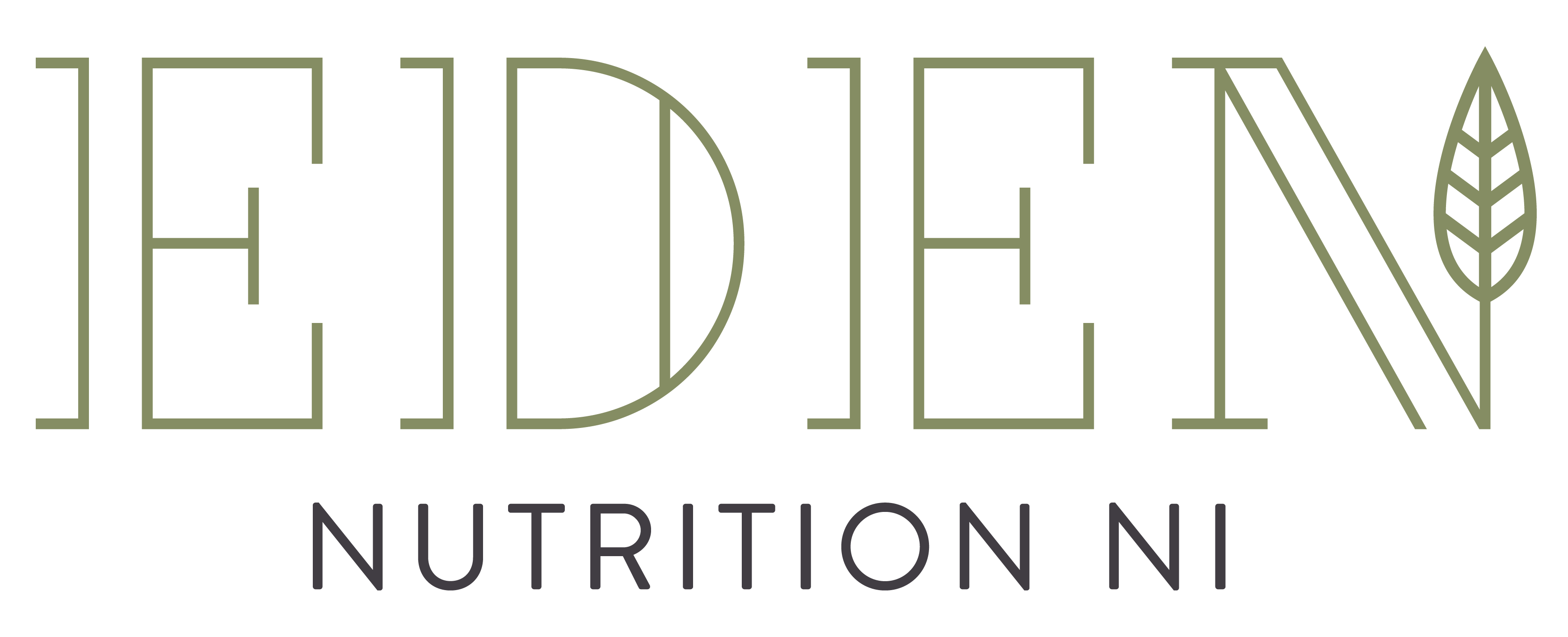 Eden Nutrition LOGO COLOUR